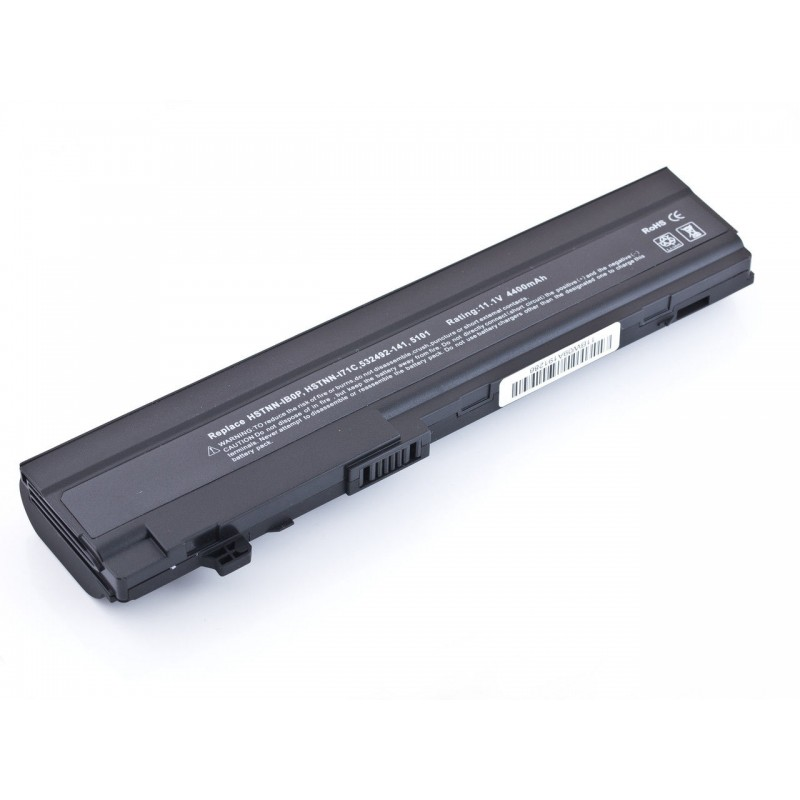 Батарея HP Mini 5101, 5102 11,1V 4400mAh Black