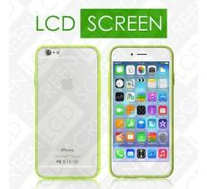 Чехол Devia для iPhone 6 Hybrid Lemon Green