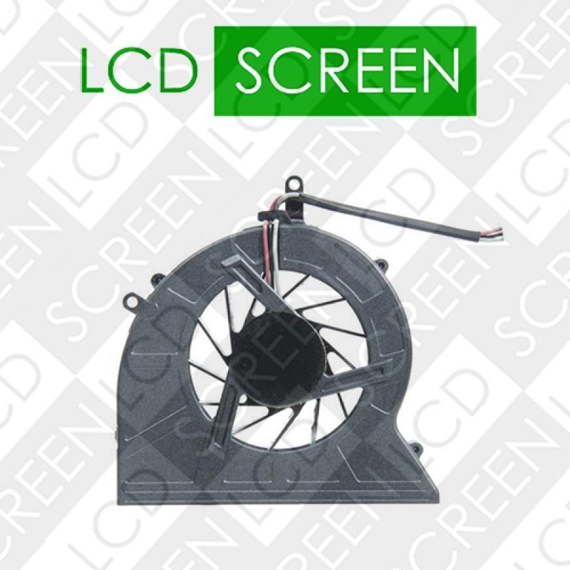 Вентилятор для ноутбука TOSHIBA Satellite L300, L310,L317, M800, M801, U400 (AB7005HX-EB3), кулер
