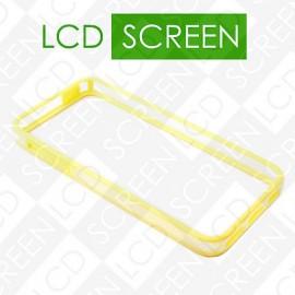 Бампер Devia для iPhone 5/5S Crystal Yellow