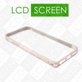 Бампер Devia для iPhone 5/5S Buckle Curve Gold