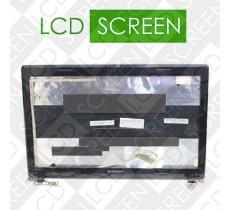 Крышка дисплея в сборе для ноутбука Lenovo (G580, G585 + петли), black, 90200449