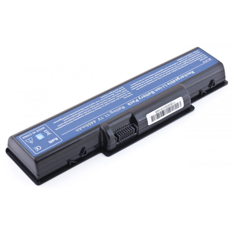 Батарея Acer Aspire 2930, 4520, 4720, 4920, 5236, 5516, 5536, 5735, 5740, 11,1V 4400mAh Black
