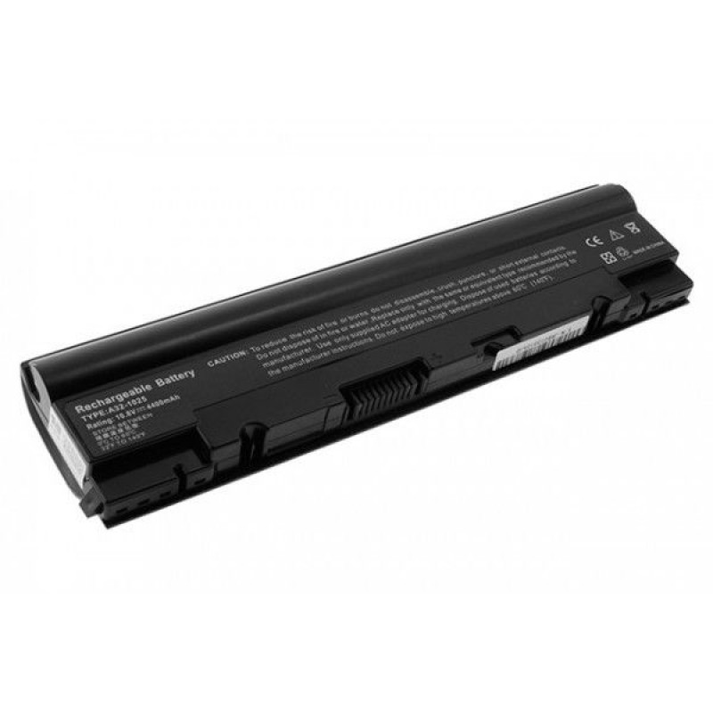 Батарея Asus Eee PC 1025 10,8V 4400mAh Black