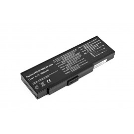 Батарея Fujitsu Amilo K7600, Easy Note E6000, E6 11,1V 4800mAh Black