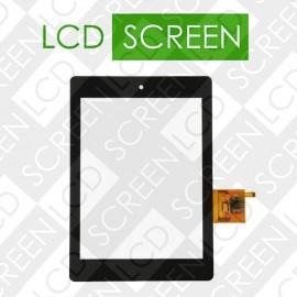 Тачскрин для планшета Acer Iconia Tab A1-810, черный, touch screen, сенсорный экран