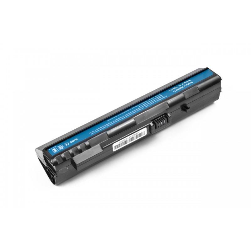 Батарея Acer Aspire One A110, A150, D150, D250, P531h, 11,1V 8800mAh Black