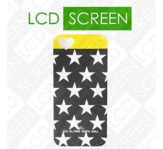 Чехол ARU для iPhone 5S Stars Mix & Match Black
