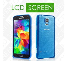 Бампер Devia для Samsung Galaxy S5 Buckle Blue