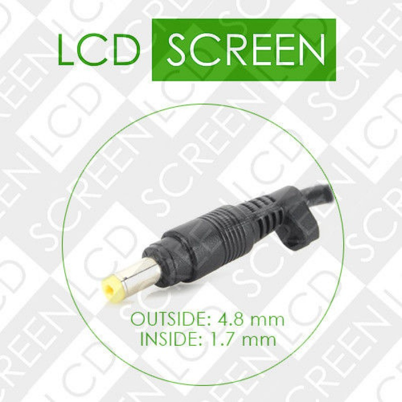 Зарядное устройство HP 18.5V 3.5A 65W 4.8*1.7