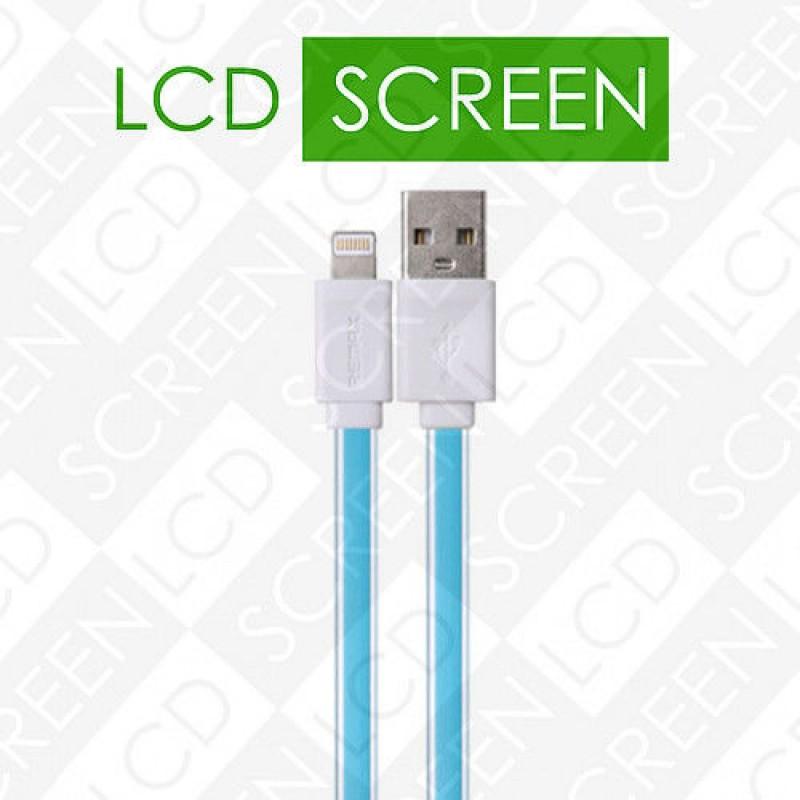 Кабель Remax Color Cable Lightning Blue