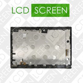 Модуль для планшета Lenovo Miix 320 10.1, тип 2, черный, дисплей + тачскрин