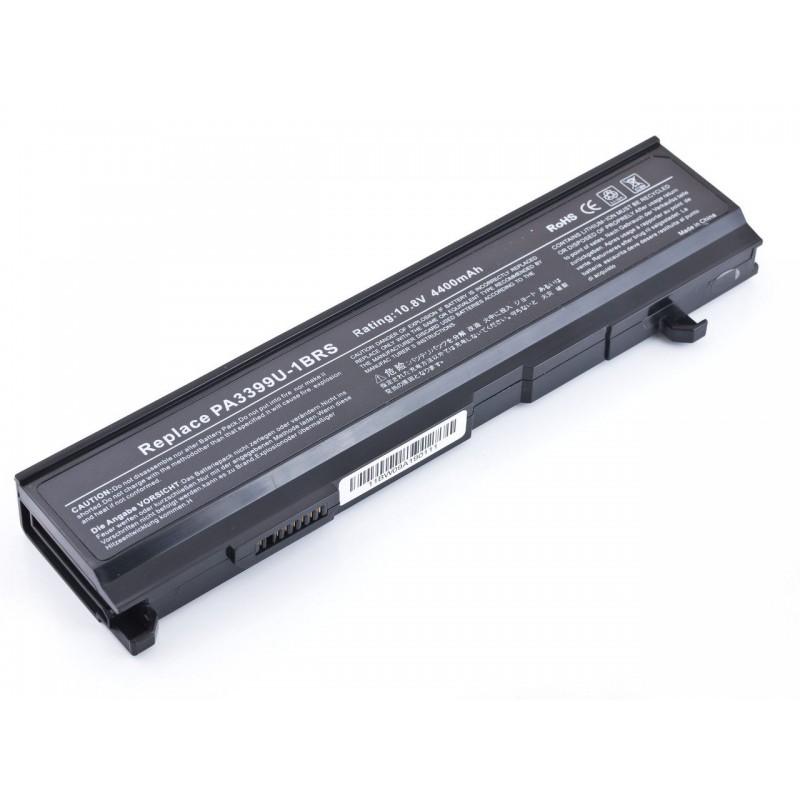 Батарея Toshiba Satellite A80, A100, A105, M40, M50, M55, M100, PA3399, 10,8V 4400mAh Black