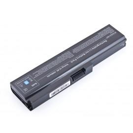 Батарея Toshiba Satellite A660, C650, L310, L515, L630, U400, U500, PA3634 10,8V 4400mAh Black