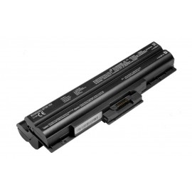 Батарея Sony VAIO VGN CS, FW, VPC-M, 11,1V, 8800mAh, Black