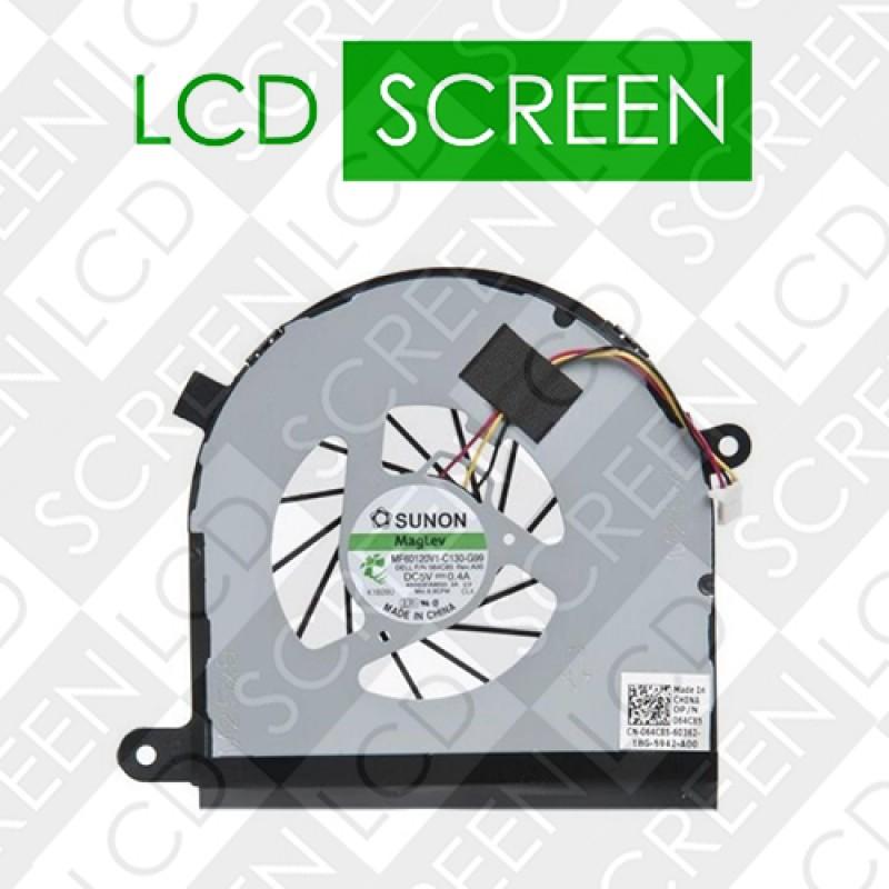 Вентилятор для ноутбука DELL INSPIRON 17R N7110, M7110 (064C85), кулер