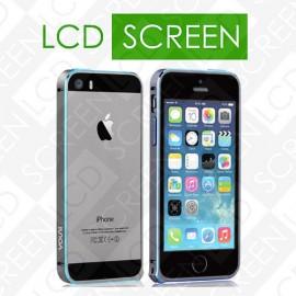 Бампер Vouni для iPhone 5/5S Buckle Color Match Grey/Blue