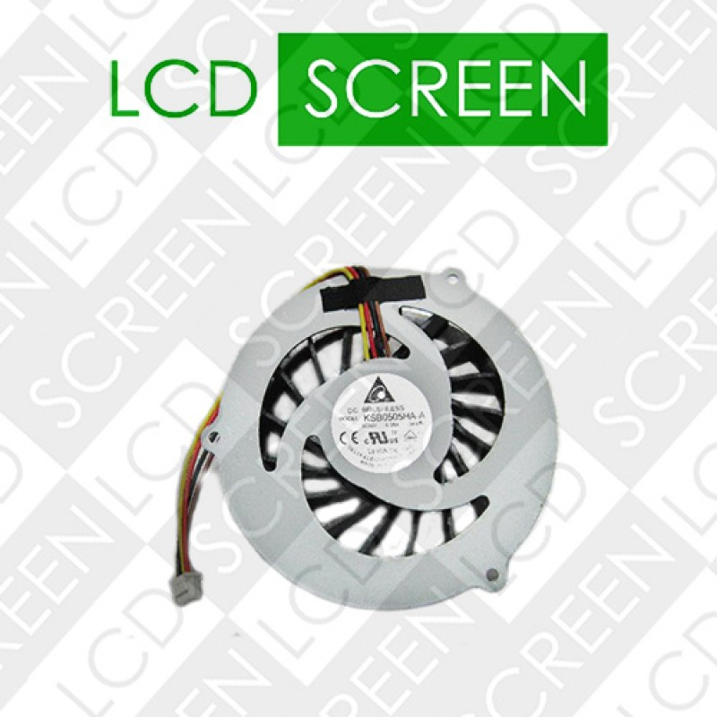Вентилятор для ноутбука LENOVO IdeaPad Y400, Y500 (круглый, DFS541305MH0T FC1C), кулер