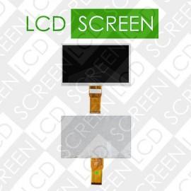 Дисплей для планшета China-Tablet PC 7, Cube U25G , E231732