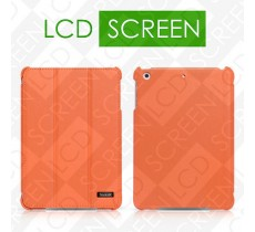 Чехол iCarer для iPad Mini/Mini2/Mini3 Ultra-thin Genuine Orange (RID794)
