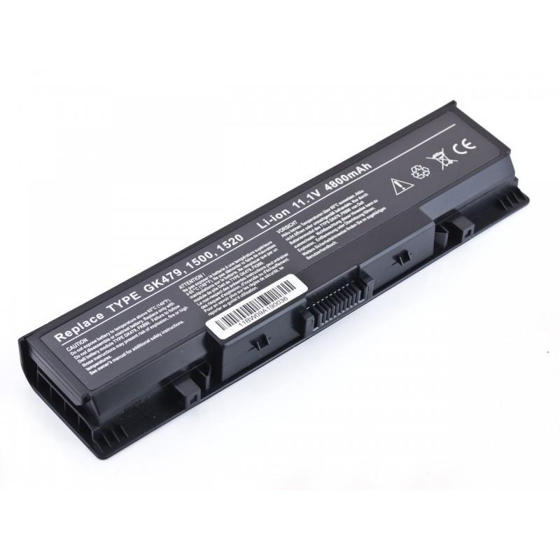 Батарея Dell Inspiron 1520, 1521, 172, 1721 Vostro 1500, 1700, FP282, 11,1V 4400mAh Black