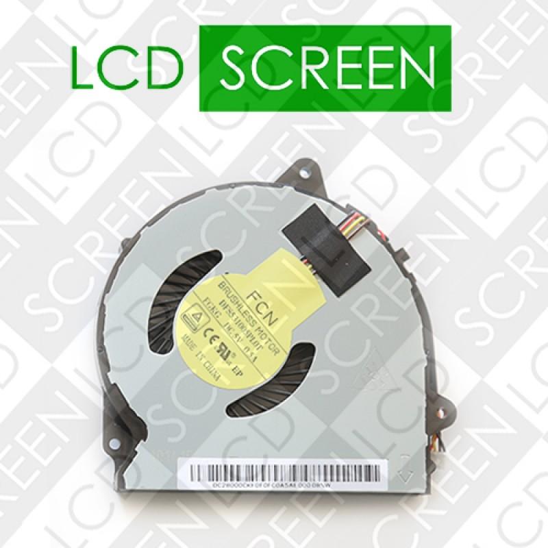 Вентилятор для ноутбука LENOVO IdeaPad G40, G50, Z50, 4PIN (EG75080S2-C010-S9A, DC28000CGS0), кулер