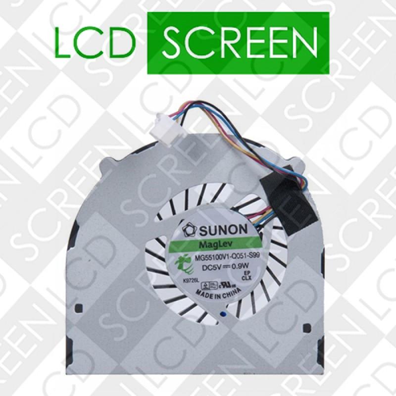 Вентилятор для ноутбука ACER ASPIRE 4810, 4810T, 5810T (MG55100V1-Q051-S99 / MG55100V1-Q050-S99 / 60.PBA01.003), кулер