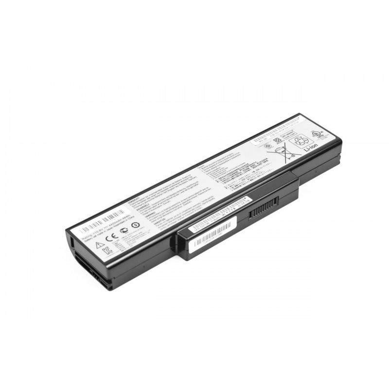 Батарея Asus A72, K72, K73, N71, N73, X77 11,1V 4400mAh Black