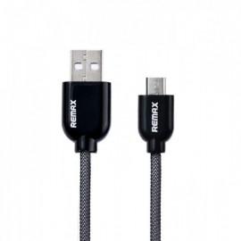Кабель Remax Super Cable micro USB Black
