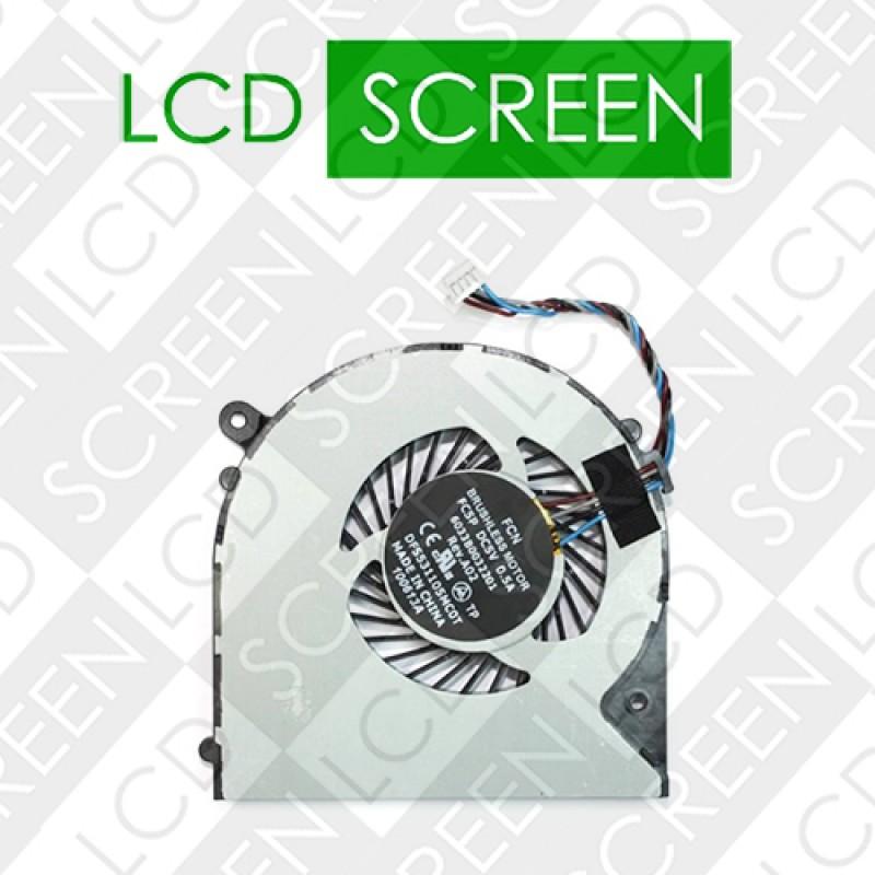 Вентилятор для ноутбука TOSHIBA Satellite L950, L950D, L955D, S950, S955, S955D (6033B0032201), кулер