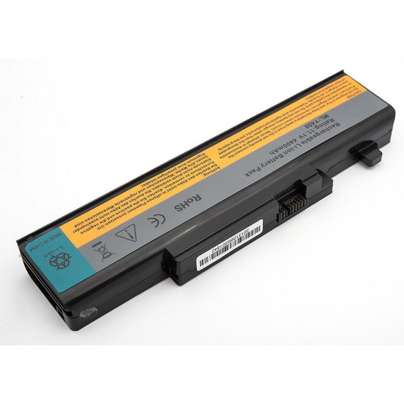 Батарея Lenovo IdeaPad Y450, Y550, L08L6D13, 11,1V 4400mAh Black