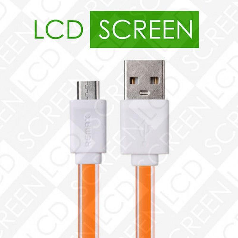 Кабель Remax Color Cable Micro USB Orange