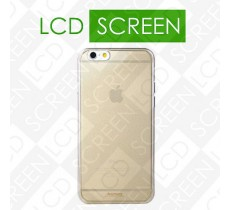 Чехол Remax для iPhone 6 0.5mm Golden PC