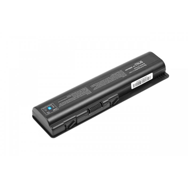 Батарея HP G50, 60, 70, Pavilion DV4, DV5, DV6, CQ40, 50, 60, 70, 10,8V 4400mAh Black