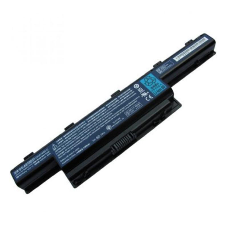 Батарея Acer Aspire 4741, 4738, eMachines E732G, E442, 11,1 V 5200 mAh, AS10D31 AS10D3E AS10D41 AS10D61, черный, аккумулятор для ноутбука