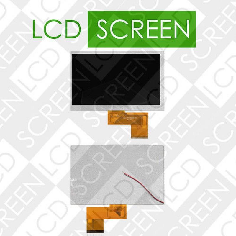 Дисплей для планшета China-Tablet PC 7, FPC-Y81860, 7300101371, FY7018D02-3,5K, SXM070T-112-104-028-18A