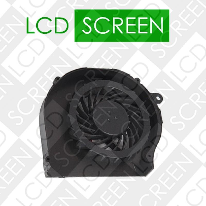 Вентилятор для ноутбука HP COMPAQ CQ62 (без крышки, CQ72; PAVILION G62, G72 (KSB0505HA), кулер