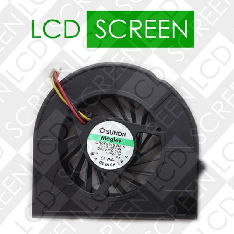 Вентилятор для ноутбука HP COMPAQ AMD! CQ50, CQ60, CQ70, G60-100 series (PVB065D05H, 489126-001, 486636-001), кулер