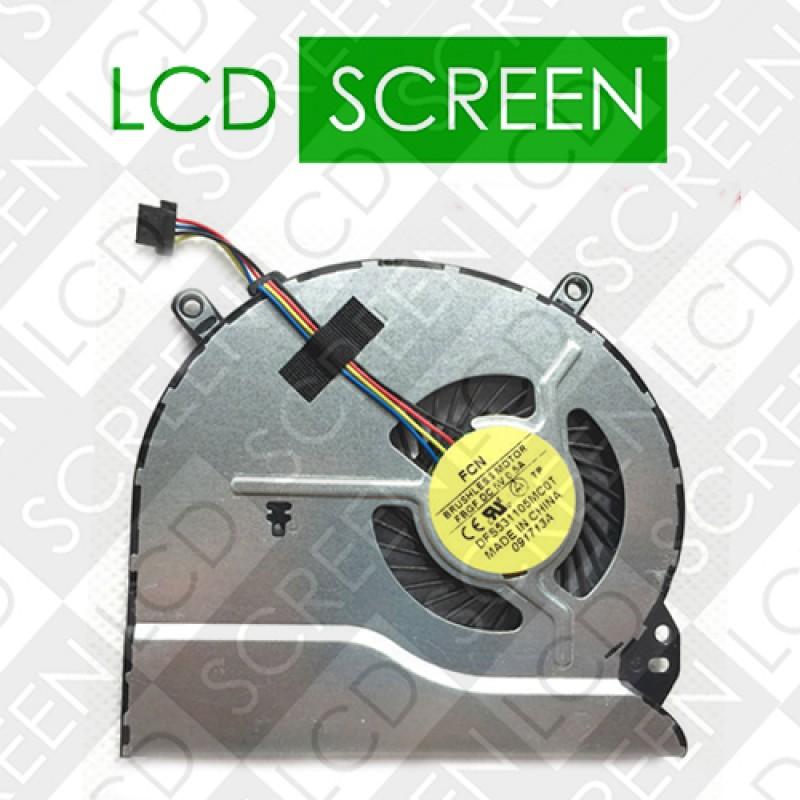 Вентилятор для ноутбука HP Sleekbook 14-1000, 15-1000, 14-B, 14-C, 15B series (AB09005HX070B00), кулер