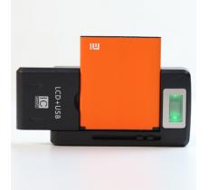 Универсальное зарядное устройство YIBOYUAN SS-8 LCD + USB, зарядное устройство для батареи мобильного телефона