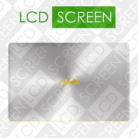 Крышка в сборе с матрицей для ноутбука 12.5 Asus ZenBook 3 UX390UA UX390 1920*1080, серая