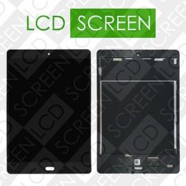 Модуль для планшета Asus ZenPad 3S 10 Z500KL, черный с рамкой (версия LTE), дисплей + тачскрин