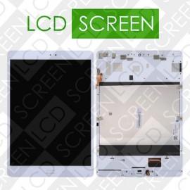 Модуль для планшета Asus ZenPad 3S 10 Z500M, белый с рамкой (версия Wi-Fi), дисплей + тачскрин