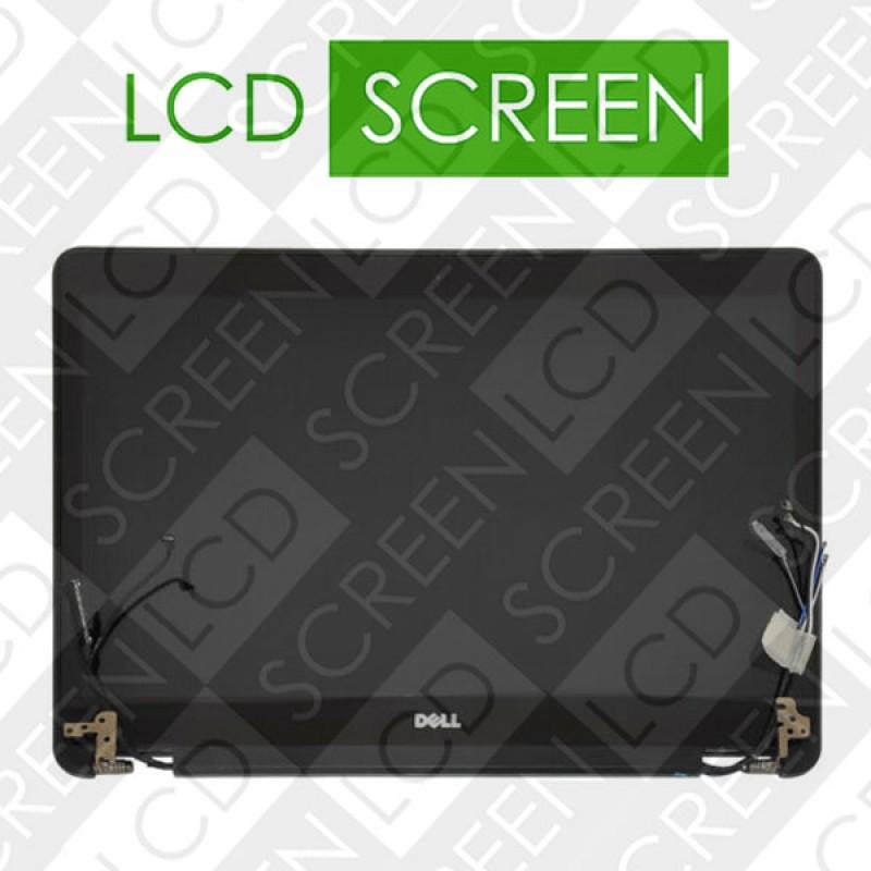 Крышка в сборе с матрицей для ноутбука 14 Dell Latitude E7440 1920*1080, серебристая