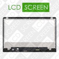 Модуль для ноутбука 14,0 Asus Vivobook Flip 14 TP410 TP410U TP410UA TP410UR TP410UF, черный, матрица + тачскрин