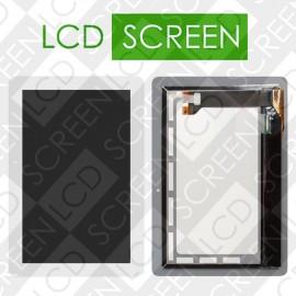 Модуль для планшета Asus MeMO Pad 10 ME102A, белый, дисплей + тачскрин