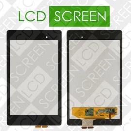 Модуль для планшета Asus MeMO Pad 7 ME572CL K007, черный, дисплей + тачскрин
