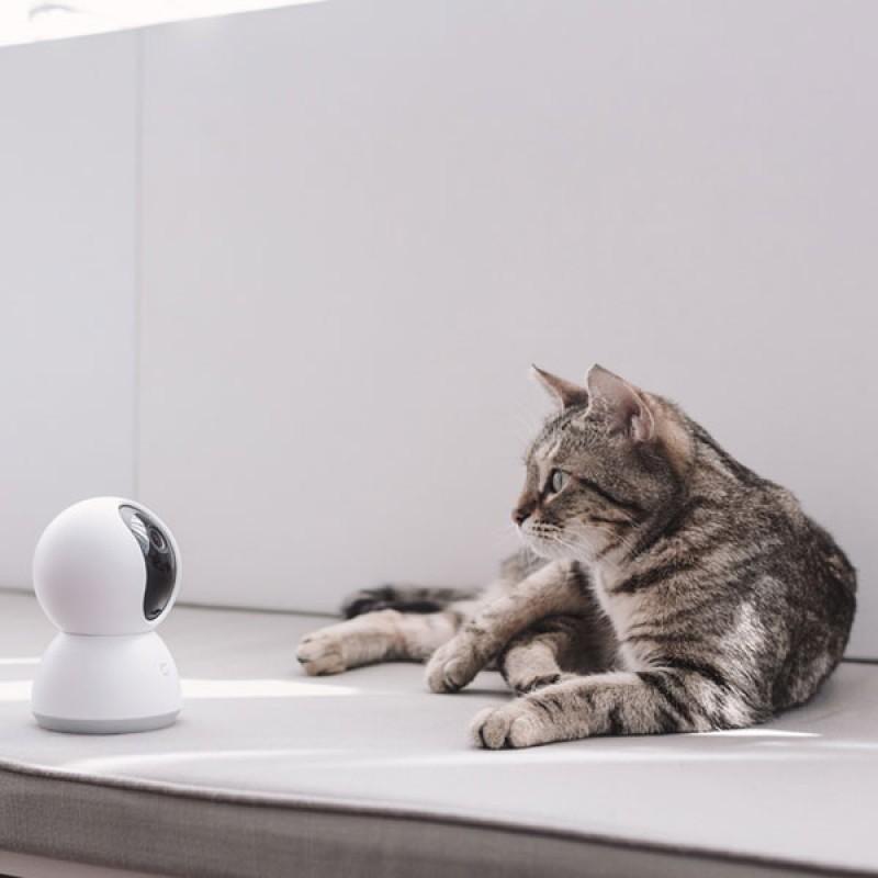 Камера Xiaomi MiJia 360 Smart Home Camera 1080P, IP-камера