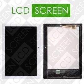 Модуль для планшета Lenovo Tab 2 A10-70F A10-70L A10-70, белый, дисплей + тачскрин