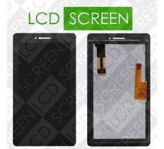 Модуль для планшета Lenovo Tab E7 TB-7104 TB-7104F TB-7104I, черный, дисплей + тачскрин